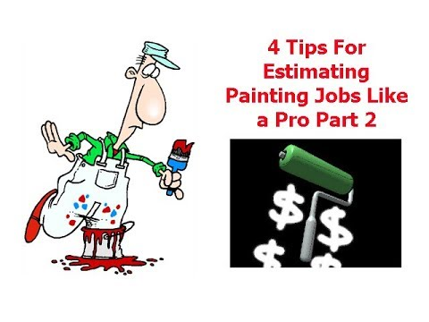 painting estimating