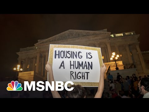 Extending The Eviction Moratorium Is A 'National Public Health Emergency'