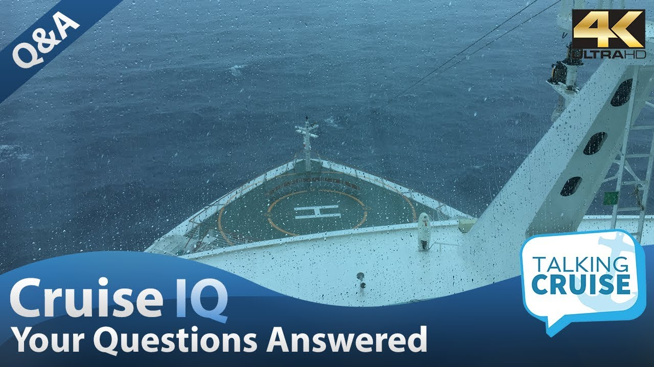Cruise IQ - How Can I Avoid Getting Seasick On A Cruise Ship? - YouTube