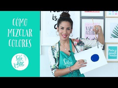 Cómo hacer color azul klein - Color #12