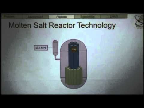 ReNuclear: Use Molten Salt Breeder Reactor for Nuclear Reactor Decomissioning & Spent Fuel Disposal