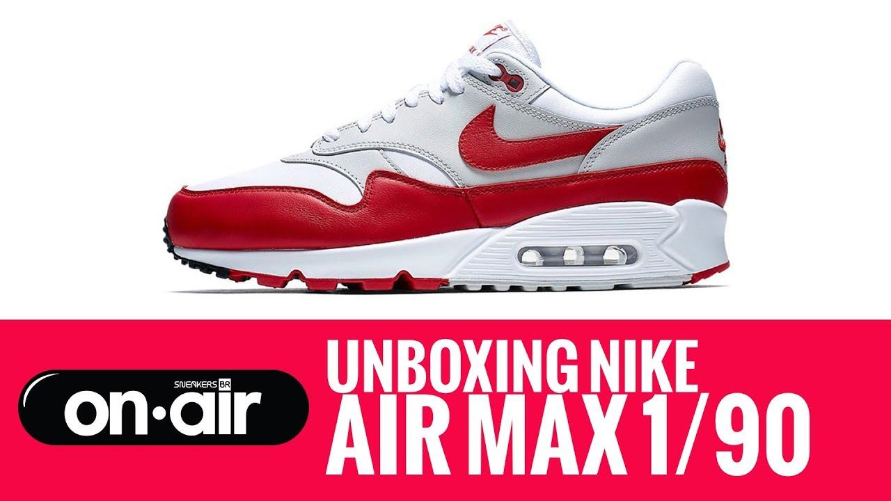 SBROnAIR Vol. 70 Unboxing Nike Air 901 #piranomeuair