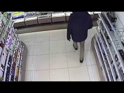 ВИДЕО кража Невинномысск