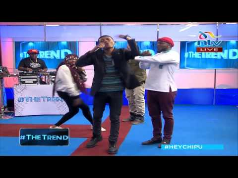 MDQ, Steph Kapela, Tunji and Shukid perform Kenyan message remix #theTrend