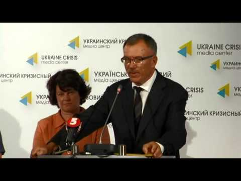(English) The Baltic Way. Ukraine Crisis Media Center, 5th of August 2014