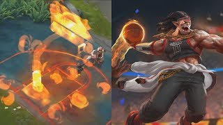 BALMOND NEW SPECIAL SKIN SAVAGE POINTGUARD FIRST LOOK AND SHORT GAMEPLAY
