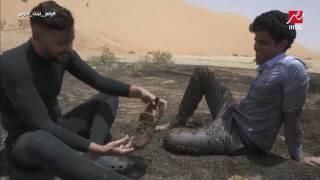 """""""حرام عليم يا رامز انا عايز اخلف.. اول رد من حمدي المرغني بعد اكتشاف مقلب رامز تحت الارض"""