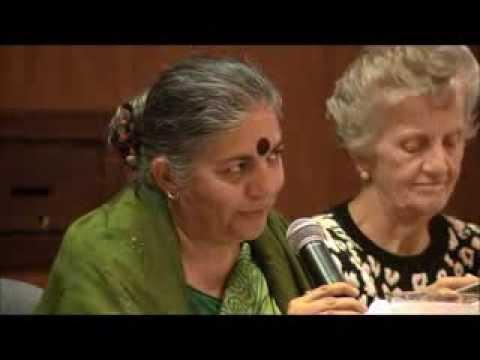Dr Vandana Shiva Rights of Nature Tribunal President Statement