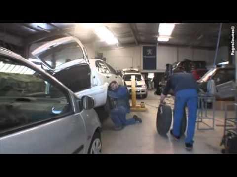 Garage Chapelle Ille Sur Tet