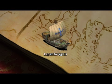 Age of Empires II: The Conquerors Campaign - 4. Battles of the Conquerors - Lepanto (1571)