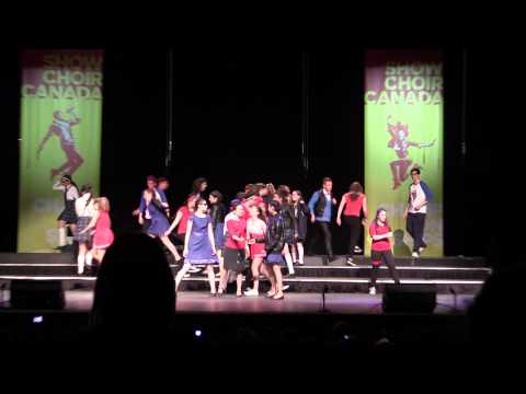Glee Nationals 2015 - St. George's School of Montreal