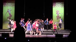 Glee Nationals 2015 - St. George