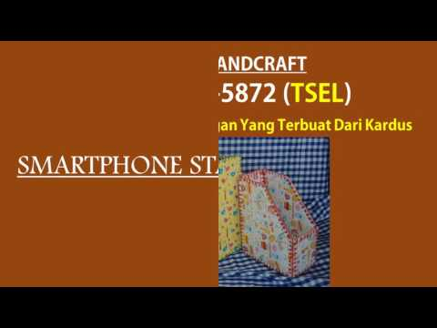 0812-7696-5872 (TSEL), Batam Handcraft-Kerajinan tangan dari kardus