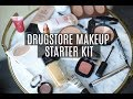 DRUGSTORE MAKEUP STARTER KIT 2017 | Dacey Cash