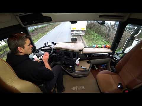 Igénytelen vs igényes kamion