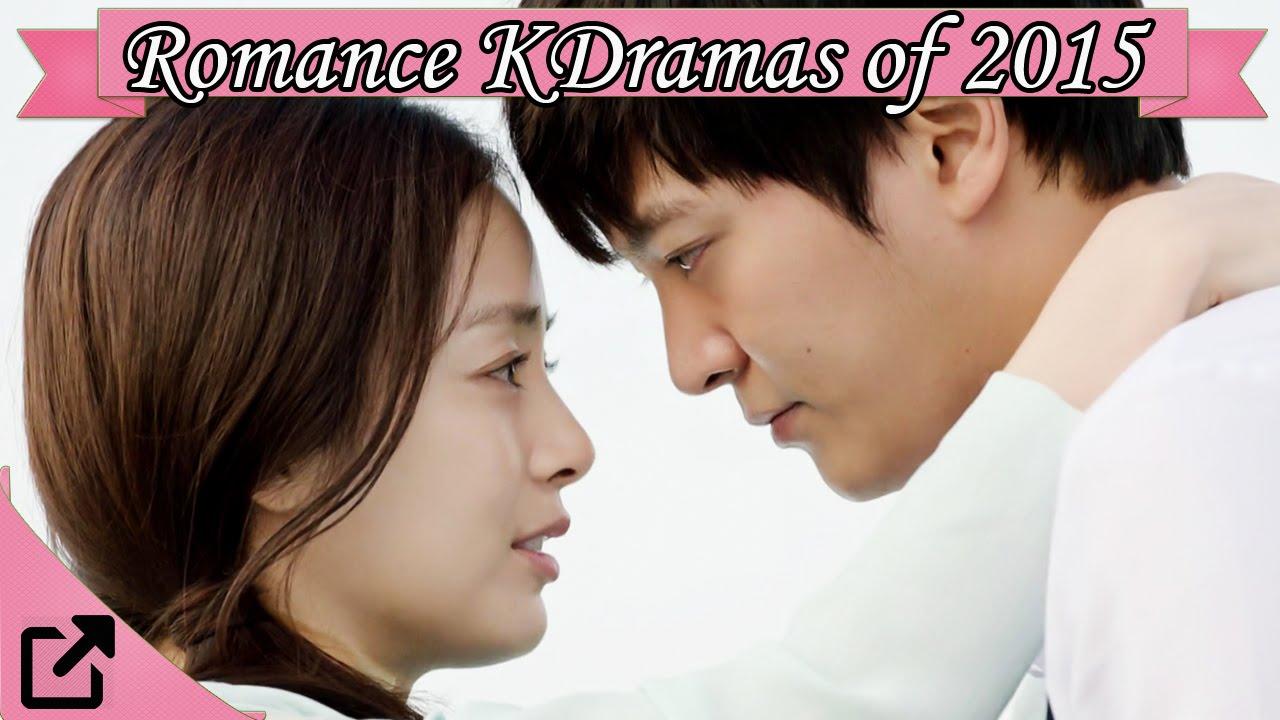 Top 20 Romance Korean Dramas of 2015 - YouTube