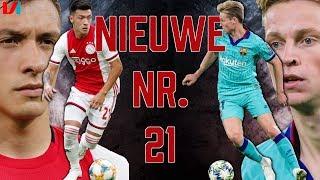 Martínez Erg Goed Op Plek Frenkie de Jong: 'Uitblinker In Galavoorstelling Ajax'