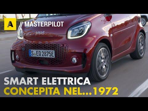 SMART Fortwo EQ 2020 elettrica | Ora c'è tutto. Tranne i motori a benzina