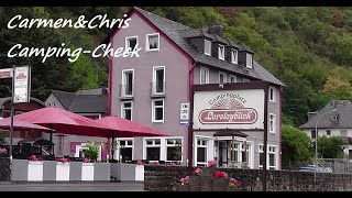 Camping Loreleyblick/Rhein    Carmen&Chris Check 👍👍👍
