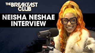 Neisha Neshae Talks Detroit, R&B Trap, Being Shaped By A Rough Childhood + More