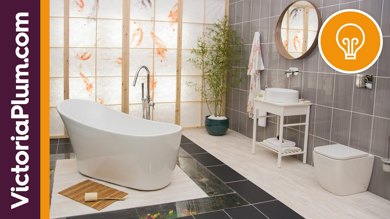 Victoria Plum, Ideal Home Show - Oriental Spa roomset - YouTube