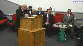 Молитва Иависа – Василий Войтович, проповедь, Карьерная 44