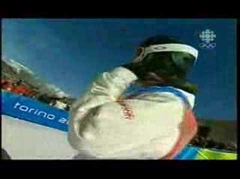 shaun white gold medal run