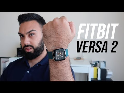 Fitbit Versa 2 HONEST Review!