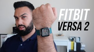 Fitbit Versa 2 HONEST Review!