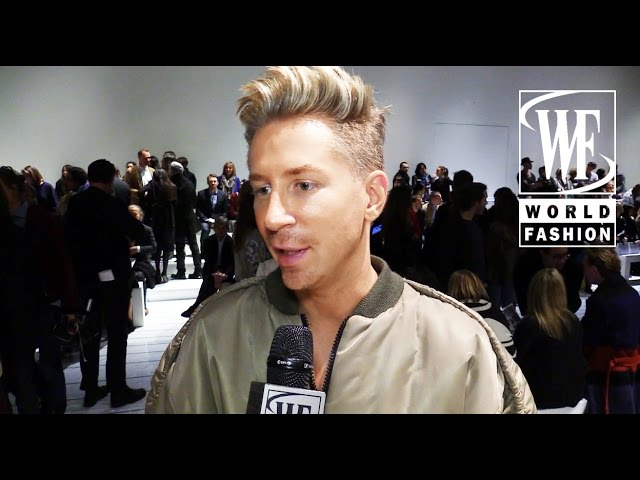 Front Row Mugler Fall-Winter 15-16 Paris Fashion Week