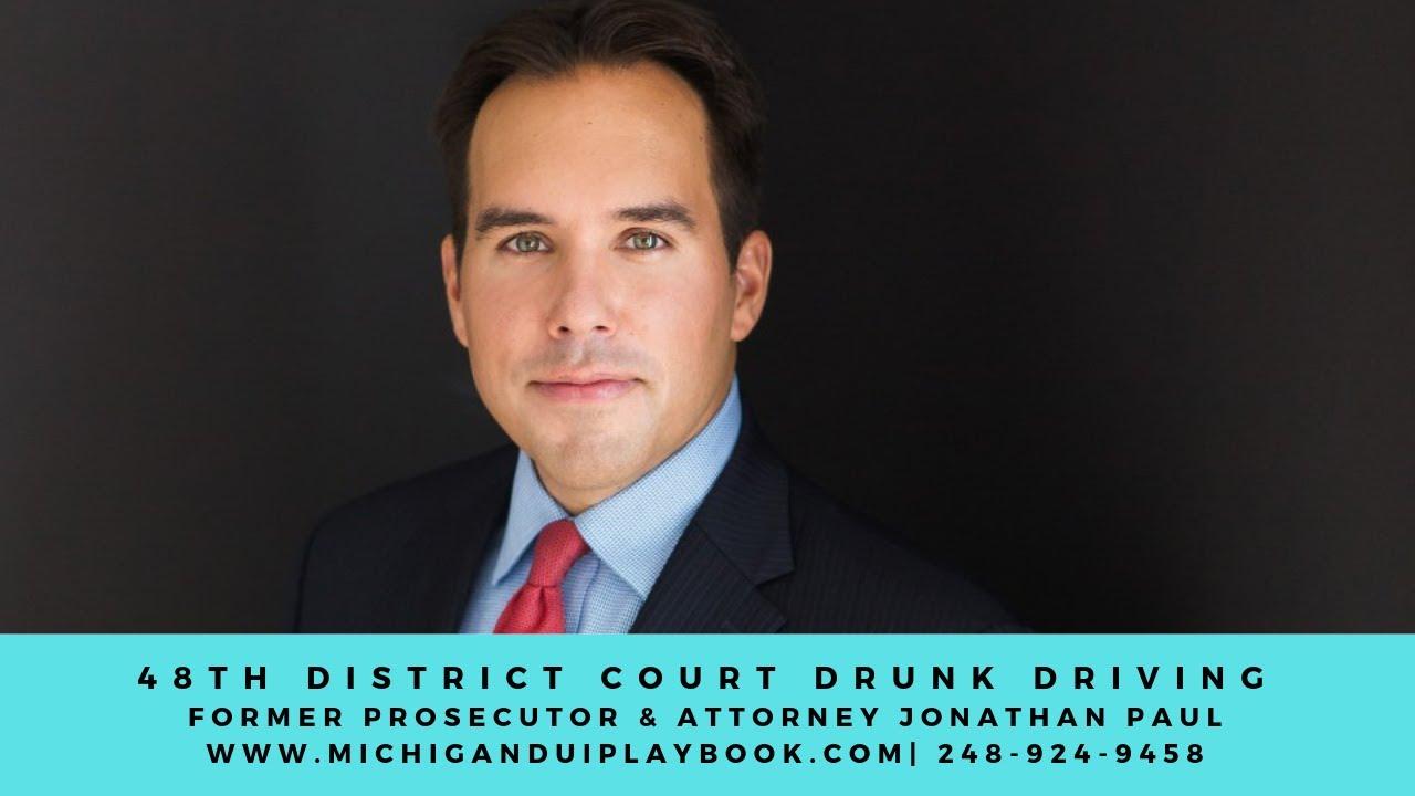 DUI Attorney Bloomfield Hills Birmingham 48th District ...