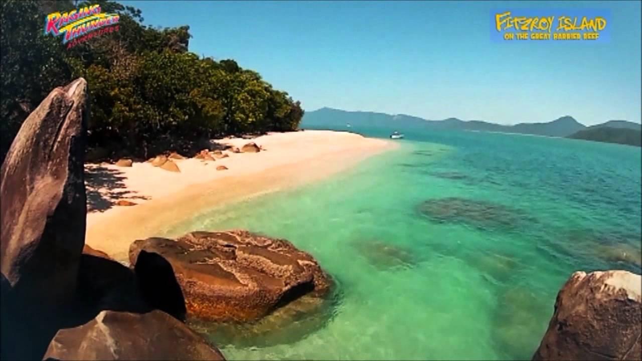 fitzroy island ferry - island day trip ex cairns