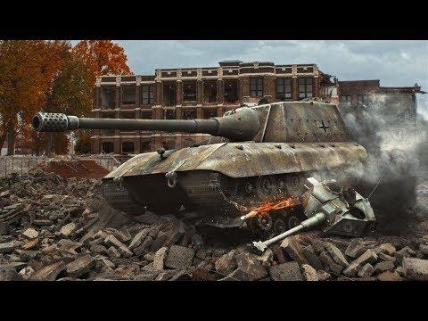 Танкосмотр2019 #12. Германия. ПТ-САУ (ветка Jg.Pz. E 100) | World of Tanks