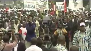 Film de campagne Omar Bongo Ondimba / Campagne présidentielle Gabon 2005