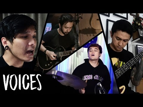 Voices - Saosin (Cover by Adri Dwitomo, Angga Tetsuya, Bounty Ramdhan, & Chandra Erin) Mp3
