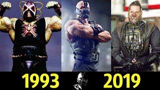 😡 Бейн - Эволюция (1993 - 2019) ! Все Появления 💪!