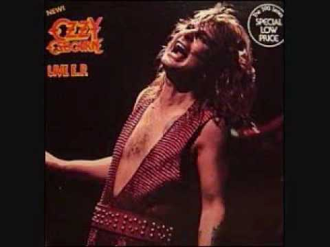 Ozzy Osbourne - Mr. Crowley Live EP (with Lyrics)