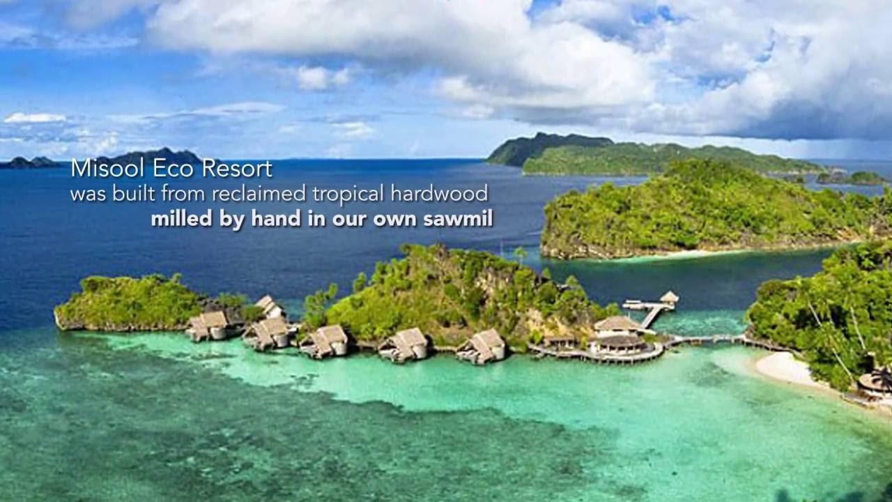 Misool Eco Resort An Introduction Youtube
