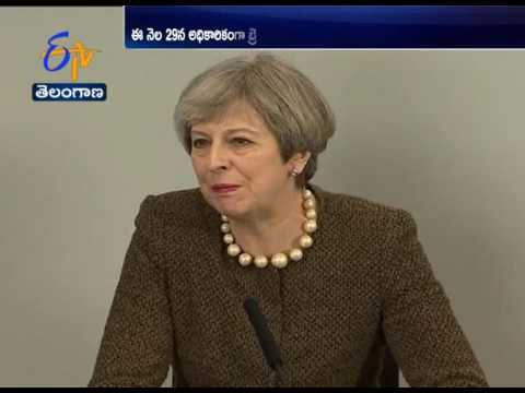 Brexit process | Theresa May to trigger article 50 on 29 March