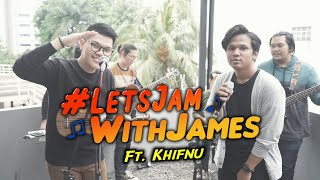 Khifnu Ft. James Adam (Fivein) - Katakan Saja (Reggae Version)