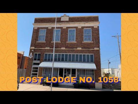 Post Lodge No. 1058, A.F. & A.M. - Post, Texas