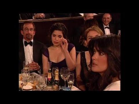 America Ferrara Wins Best Actress TV Series Musical or Comedy  Golden Globes 2007