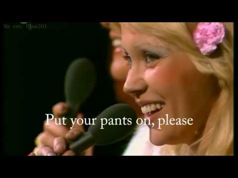 """Put Your Pants On Please (Parody of """"Take A Chance On Me"""" by ABBA)"""