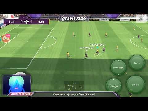 Match Avec Haitoum En Live ! #2
