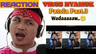 Gambar cover Reaction Video.| Virus Nyamuk (Patola Part.3) | Aldo Bz
