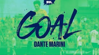 GOAL - Dante Marini, Charleston Battery thumbnail