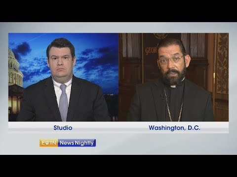 U.S. bishop along Mexico border discusses immigration - EWTN News Nightly