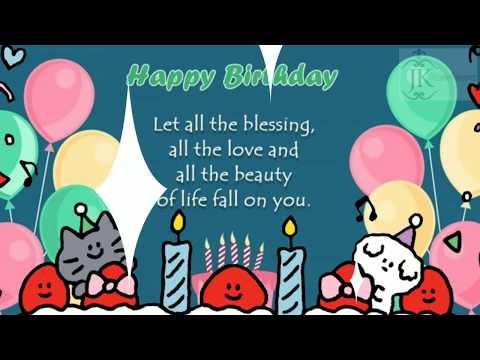 8 January 2019 Birthday Status Happy Birthday Song With Quotes