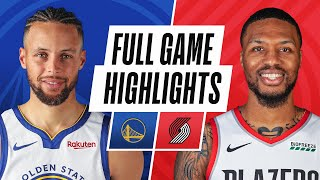 Download WARRIORS at TRAIL BLAZERS | FULL GAME HIGHLIGHTS | March 3, 2021
