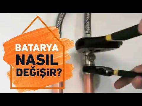 Batarya Nasıl Değiştirilir?